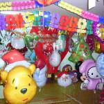 Ассортимент шаров и украшений, Нижнеудинск