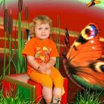 Детская открытка2