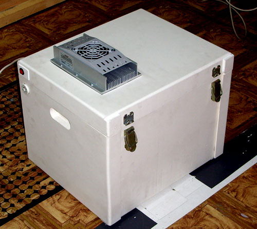 Автомобильный холодильник на элементах пельтье своими руками