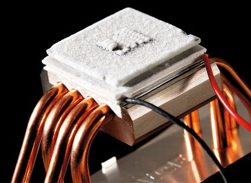 Термоэлектрические модули своими руками