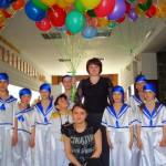 Связки шаров, Нижнеудинск