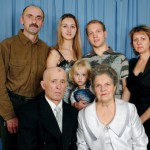 Нижнеудинск, студийное фото