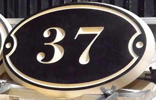 Адресные таблички на дом, домовые знаки, номера на дом ...
